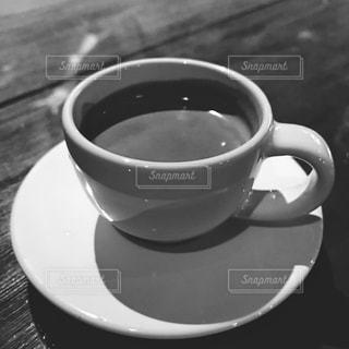 一杯のコーヒーの写真・画像素材[852747]