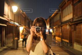 ひがし茶屋街の写真・画像素材[1406994]