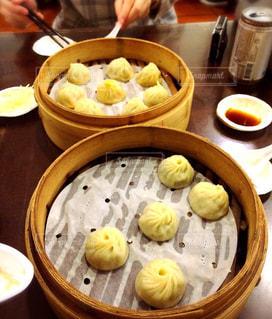 旅行,台湾,台北,小籠包,小龍包,肉汁,蒸篭,ヘチマ,杭州小籠湯包,ヘチマ小籠包