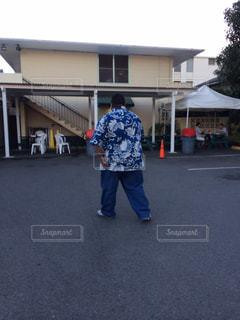 アメリカ,ハワイ,肥満,アロハシャツ,おデブ,ビック