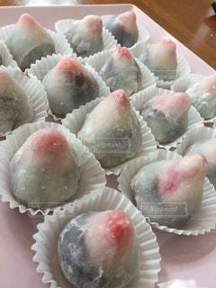 イチゴ大福食べ放題の写真・画像素材[865341]