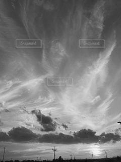 雲と空の写真・画像素材[851875]