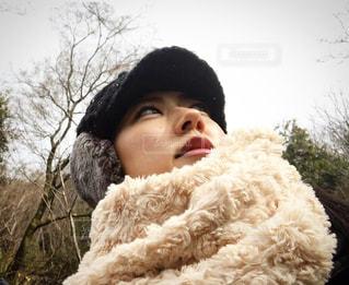 京都観光の防寒対策!の写真・画像素材[858454]
