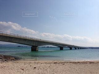 橋,晴れ,沖縄,めんそーれ沖縄