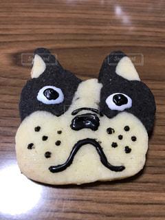 我が家の愛犬モチーフの写真・画像素材[853313]