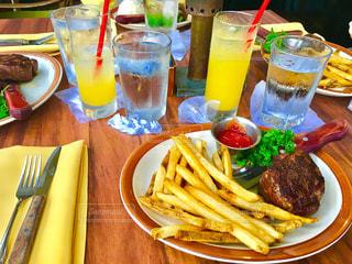 南国,ハワイ,Hawaii,おいしい,ステーキ,ワイキキ,waikiki,フライドポテト,チャックスステーキハウス,chuck's steak house