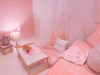 ピンク 部屋 - No.1013994