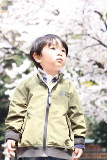 春,桜,男,男子,春コーデ