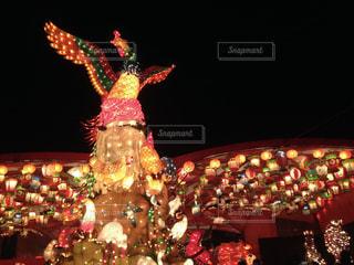 夜,祭り,装飾,長崎,点灯,ランタンフェスティバル