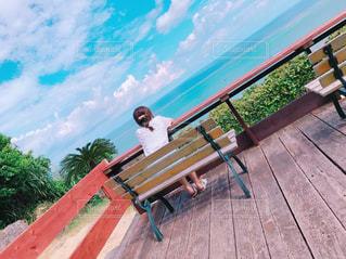 風景,空,雲,晴れ,沖縄,景色,旅行,昼
