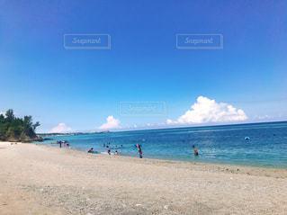 海,空,雲,晴れ,砂浜,沖縄,景色,旅行,めんそーれ,トリップ