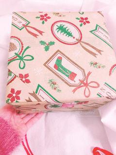冬,プレゼント,箱,クリスマス