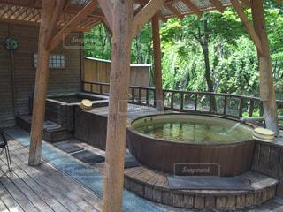 温泉の写真・画像素材[987300]