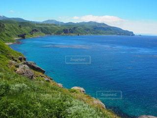 神威岬の写真・画像素材[3344258]
