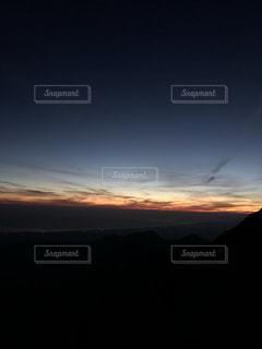 御来光の写真・画像素材[1403857]