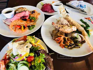 ハワイのシェラトンワイキキ内レストラン、カイマーケットの写真・画像素材[859710]