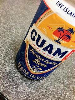グアムのビールの写真・画像素材[862545]