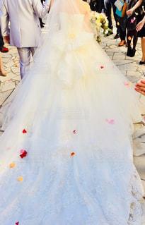 真っ白なドレス - No.908910