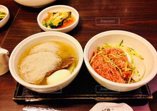 韓国釜山の冷麺の写真・画像素材[921056]