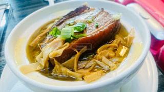 台湾角煮ラーメンの写真・画像素材[925284]