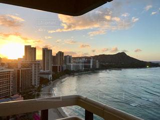 ハワイ アメリカ 夕日 観光