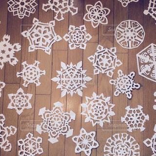 冬,クリスマス,雪の結晶