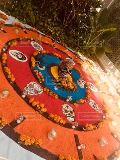 メキシコのハロウィン。の写真・画像素材[863411]