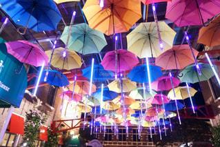夜景,絶景,傘,観光,イルミネーション,旅行,ハウステンボス,長崎県,佐世保市
