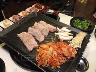 韓国,東大門,八色サムギョプサル