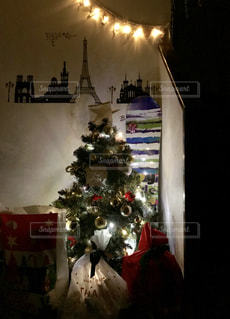 プレゼント,クリスマス,サンタから