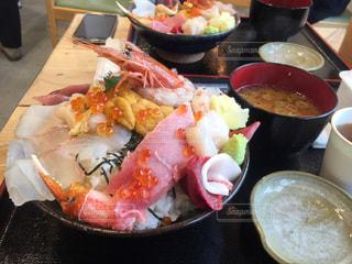 海鮮丼,女川町,おかせい