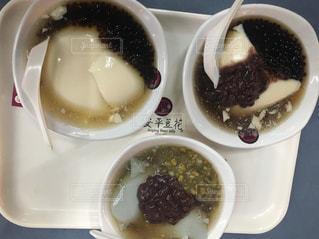 スイーツ,豆腐,台湾,タピオカ,台南,豆花,安平豆花,胡麻豆腐