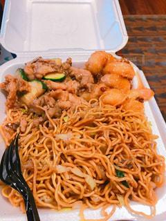 食べ物,アメリカ,テーブル,ハワイ,中華,パンダエクスプレス