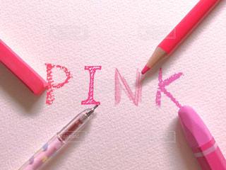 ピンク,イラスト,ペン,クレヨン,鉛筆,落書き