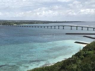 島と島をつなぐ橋の写真・画像素材[897663]