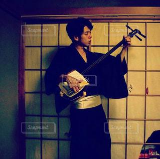 古き良き日本男児の写真・画像素材[3203790]