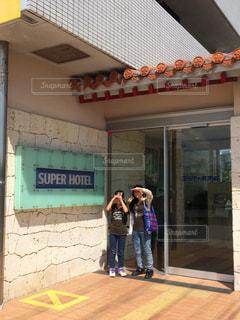 瓦が沖縄ですねの写真・画像素材[897429]