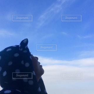 朝の空の写真・画像素材[1080931]
