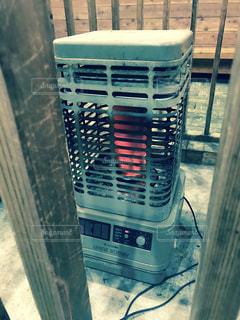 冬,ストーブ,暖