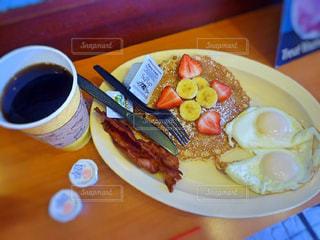LAのパンケーキbreakfastの写真・画像素材[920512]