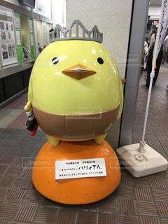 愛媛県のゆるキャラ・バリィさんの写真・画像素材[866961]