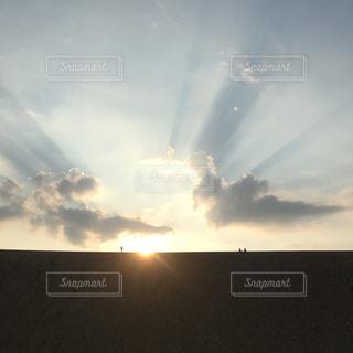 空の雲の写真・画像素材[1443484]