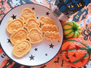 ハロウィンお菓子の写真・画像素材[868203]