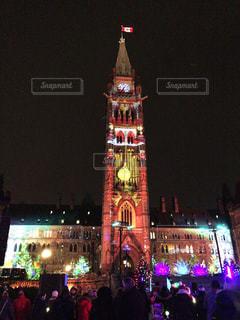 建物,冬,光,イルミネーション,クリスマス,プロジェクションマッピング