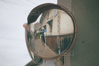 反射の写真・画像素材[2664502]