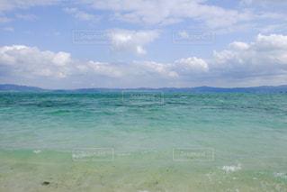 自然,海,空,屋外,雲,青,水面,沖縄,旅行