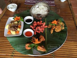 食べ物,食事,皿,木製,料理,ベトナム
