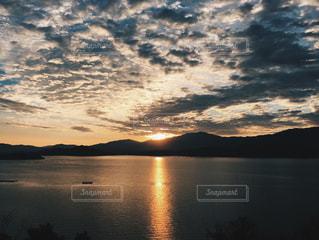 自然,風景,海,空,太陽,雲,糸島の海