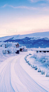雪,家,素敵な場所、美しい場所、綺麗な風景