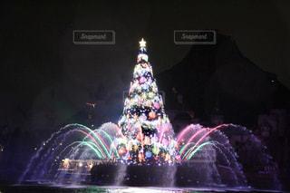 屋外,クリスマス,一眼レフ,Disney,illumination